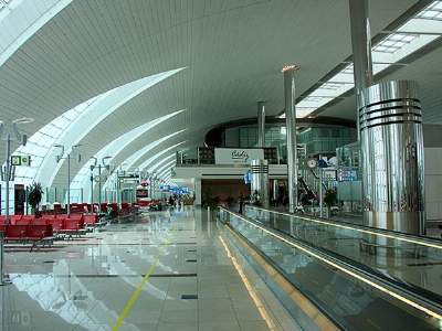 Dubai international airpor...